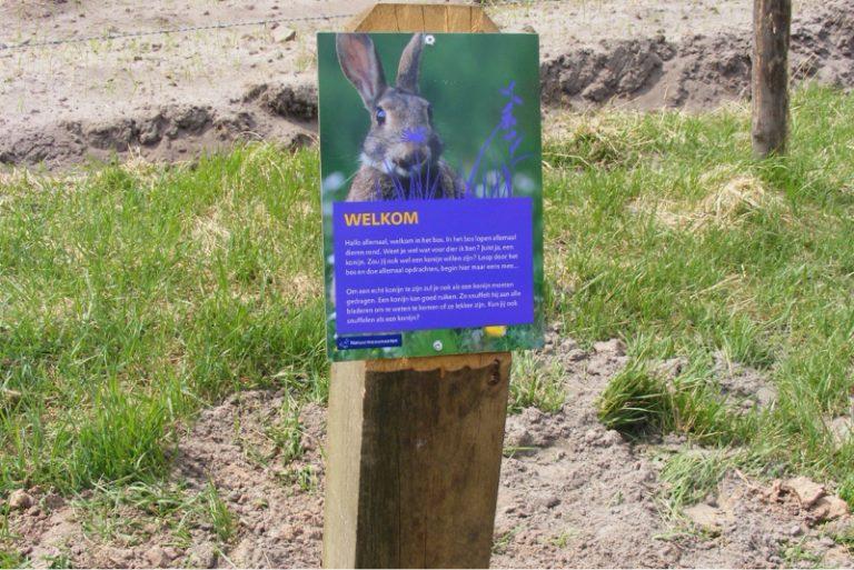 wandelroute konijn 2