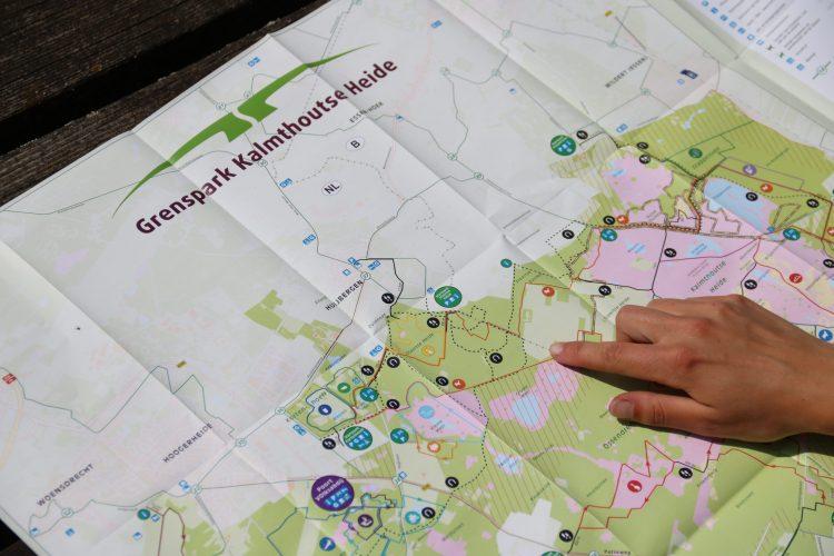 Wandelen - Grenspark Kalmthoutse Heide