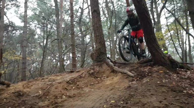 MTB jump